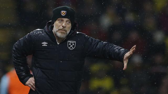 Slaven Bilic has resorted to smashing furniture during'roller coaster season