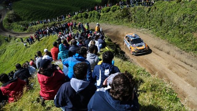 It's live! Internet streaming for ERC Azores Airlines Rallye