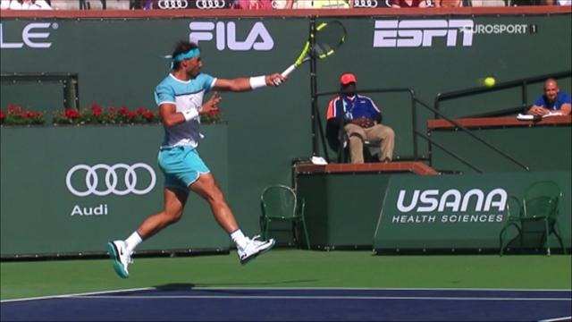 "Rolex Minute: al via Indian Wells, il ""5° Slam"" del tennis"