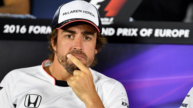 Alonso expects 'difficult weekend' for McLaren