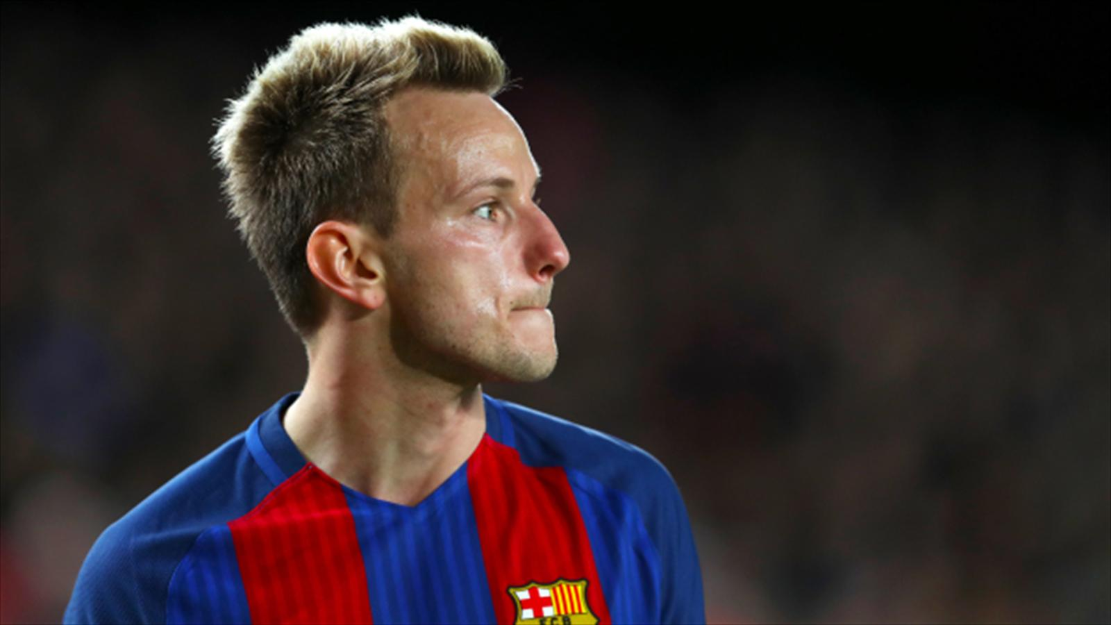 Ivan Rakitic agrees new Barcelona deal - Football - Eurosport UK