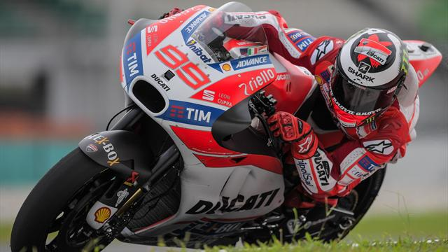 Lorenzo expects to trail Dovizioso early