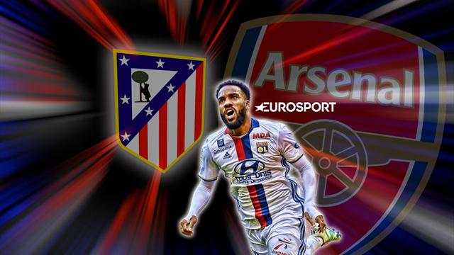 Euro Papers: Arsenal uncertainty pushes Lacazette towards Simeone