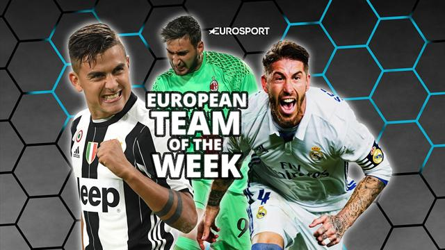 European Team of the Week: Bournemouth boy joins Serie A stars