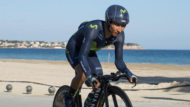 Quintana holds on to win Tirreno-Adriatico