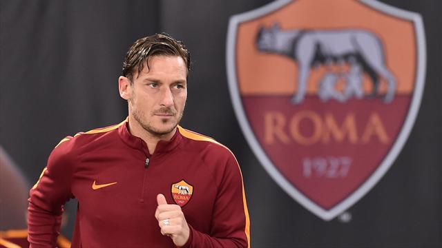 Totti, O Capitaine ! Mon Capitaine !