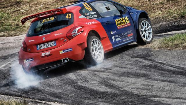 Peugeot Sport head Famin explains pro-ERC move