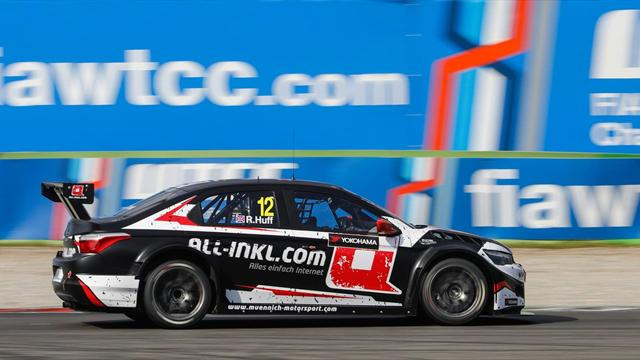 WTCC Trophy glory fight brewing