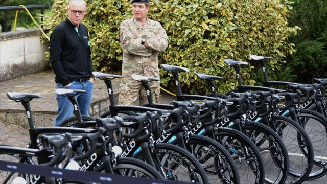 UCI contacts UKAD to 'assess' Team Sky over Edmondson claims