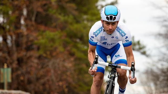 Canberra's Calabria claims Team Novo Nordisk ready for Milan-San Remo and more
