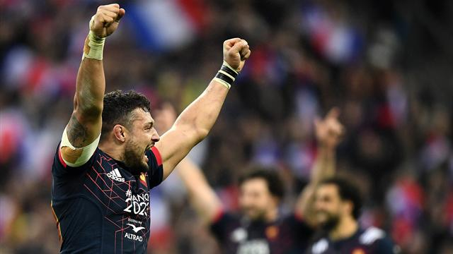 France sink Wales after chaotic and extended finale