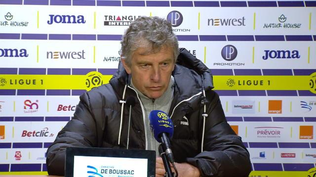 "Gourcuff : ""Lucide sur nos insuffisances offensives"""
