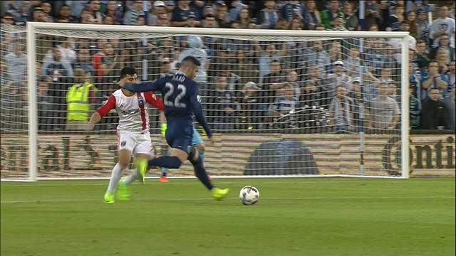 MLS, Sporting Kansas City-San Jose Earthquakes: Un golazo... y la cantada de la temporada (2-1)