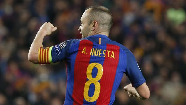 Iniesta: I didn't want to move to Barcelona