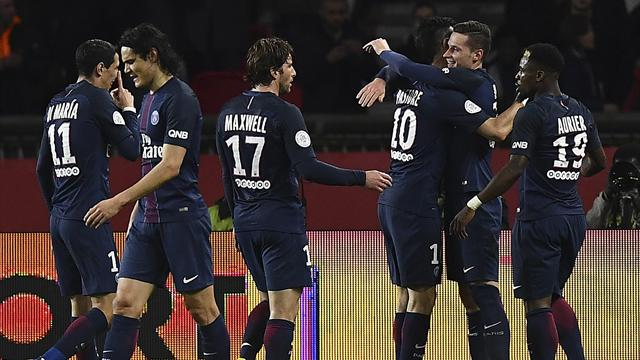 Le PSG n'a pas l'intention de laisser filer Monaco