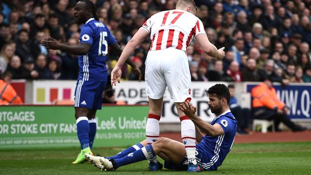 Wise up, referees – stop teams kicking Chelsea