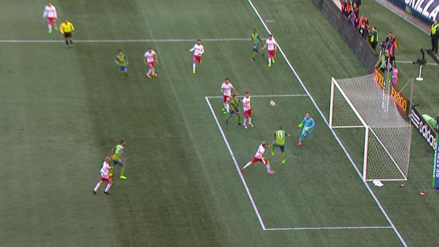 MLS: Seattle Sounders - New York Red Bulls (Özet)