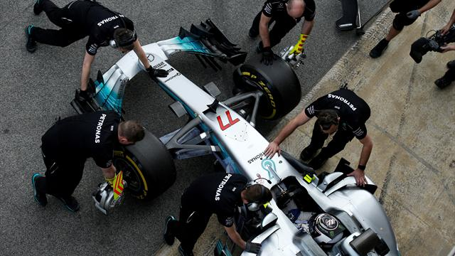 New rules, new bosses, new speeds: How F1 has changed for 2017
