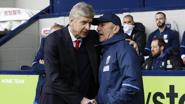 Battle of the Bosses: Wenger's new nadir, Jose channels Fergie