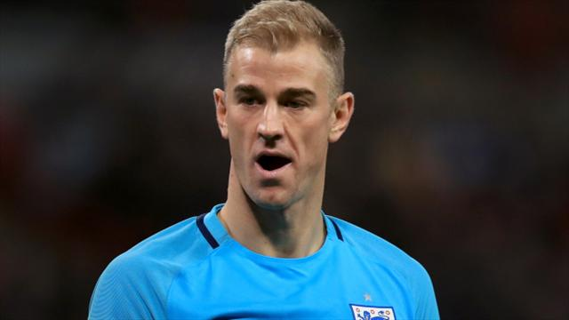 I've always rated Joe Hart highly - David Seaman
