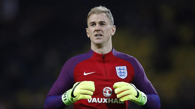 Klopp: I'm not planning to bring Hart to Liverpool