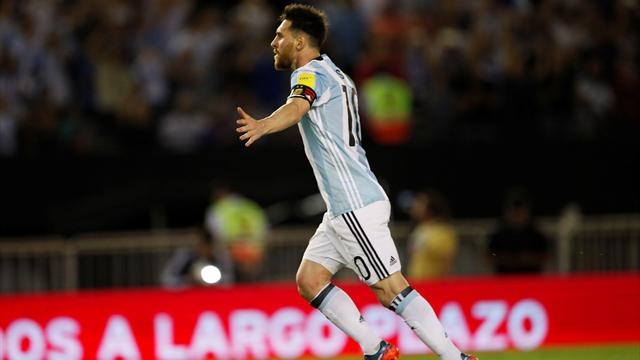 Messi spot on as Argentina edge past Chile in crucial World Cup qualifier