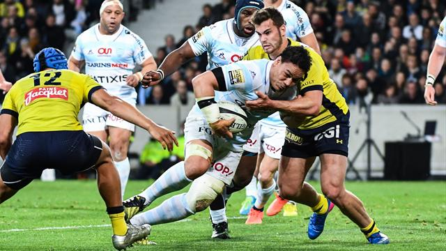 Racing 92 - Clermont EN DIRECT
