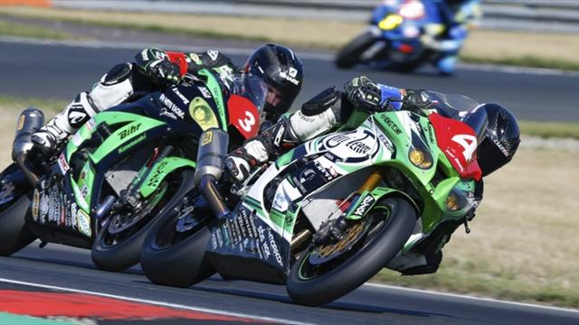 The stakes in Superstock