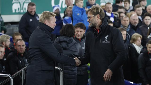 Liverpool beat Everton to boost top-four prospects
