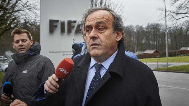 Blatter the most selfish person I have seen in my life - Platini