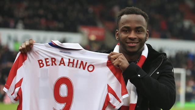 Drugs ban came from spiked drink, says Stoke City's Berahino