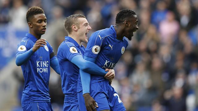 Leicester boss Craig Shakespeare proud of managerial feat after Stoke win