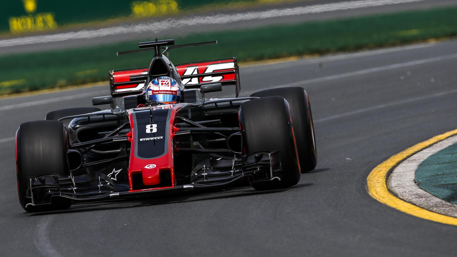 romain grosjean haas mieux vaut une voiture peu fiable mais rapide grand prix de chine. Black Bedroom Furniture Sets. Home Design Ideas