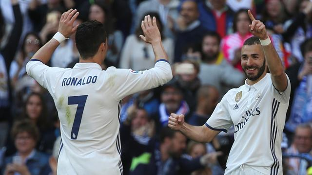 Benzema, Isco and Nacho see Real Madrid past Alaves