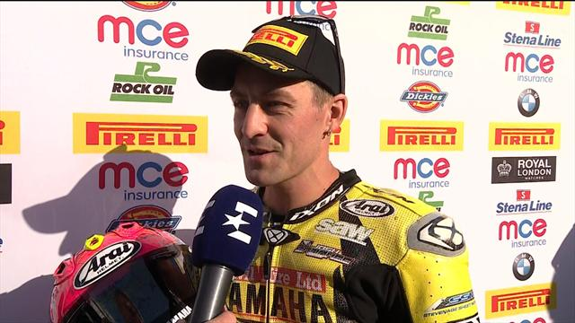 Brookes: It's a good result, but I'm still not happy