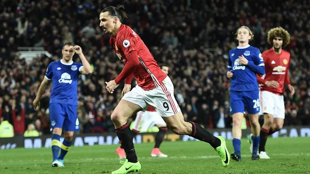 Zlatan Ibrahimovic: Manchester United will make top four