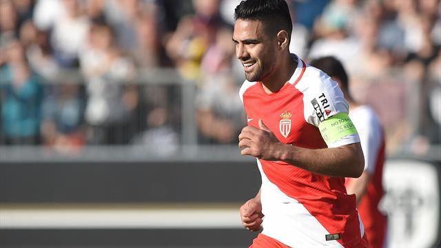 Falcao back to help Monaco beat Angers