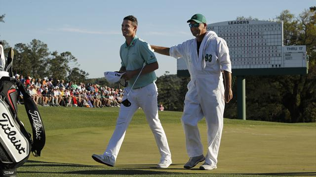 Fowler sits 3rd at Masters: 'Right where I'm supposed to be'