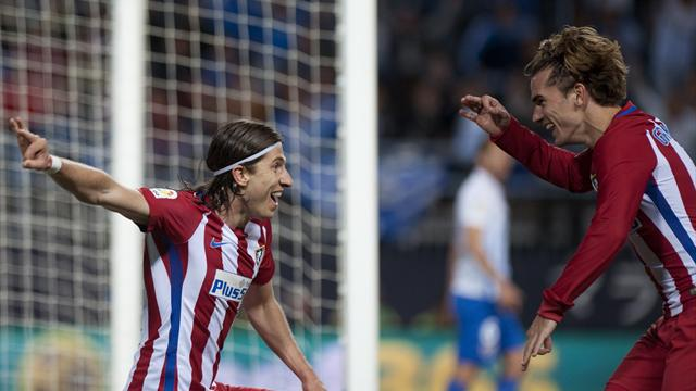 Everyone is sure Griezmann will stay at Atletico - Luis