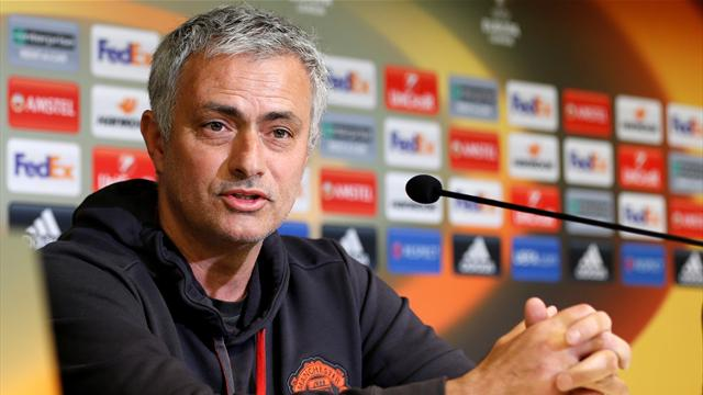 Europa final would be 'perfect' end to season, says Mourinho