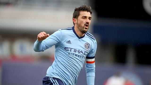 Chanot et New York City se rassurent, Villa flambe — MLS