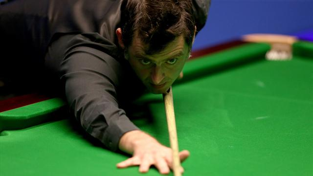 O'Sullivan pays for errors to crash out of China Championship