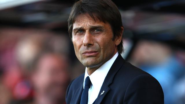 Spurs no longer the underdogs, says Chelsea's Conte