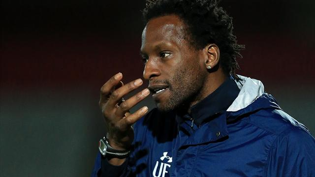 Former England defender Ugo Ehiogu hospitalised after training collapse