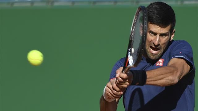 Djokovic through to Monte-Carlo Masters quarter-finals