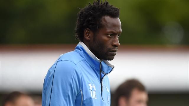 Spurs awaiting news on condition of Ugo Ehiogu after training ground collapse