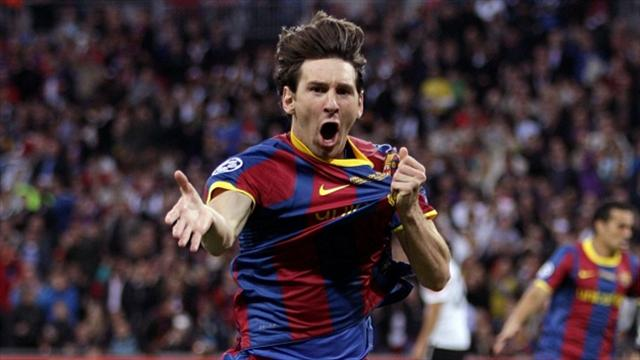 Lionel Messi - 10 of the best