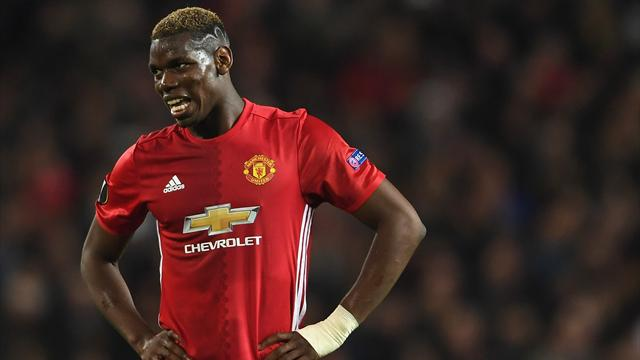 Jose Mourinho insists Paul Pogba fully focused on Europa League semi-final