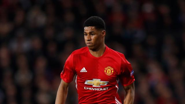 Jose Mourinho: No reason for Marcus Rashford to 'drop' into England Under-21s