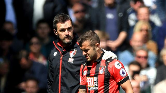 Howe backs Wilshere to bounce back from latest injury setback